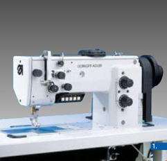 L Gent Ltd UK - Industrial Sewing Machine Specialists Durkopp Alder 767